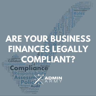 Are Your Business Finances Legally Compliant?