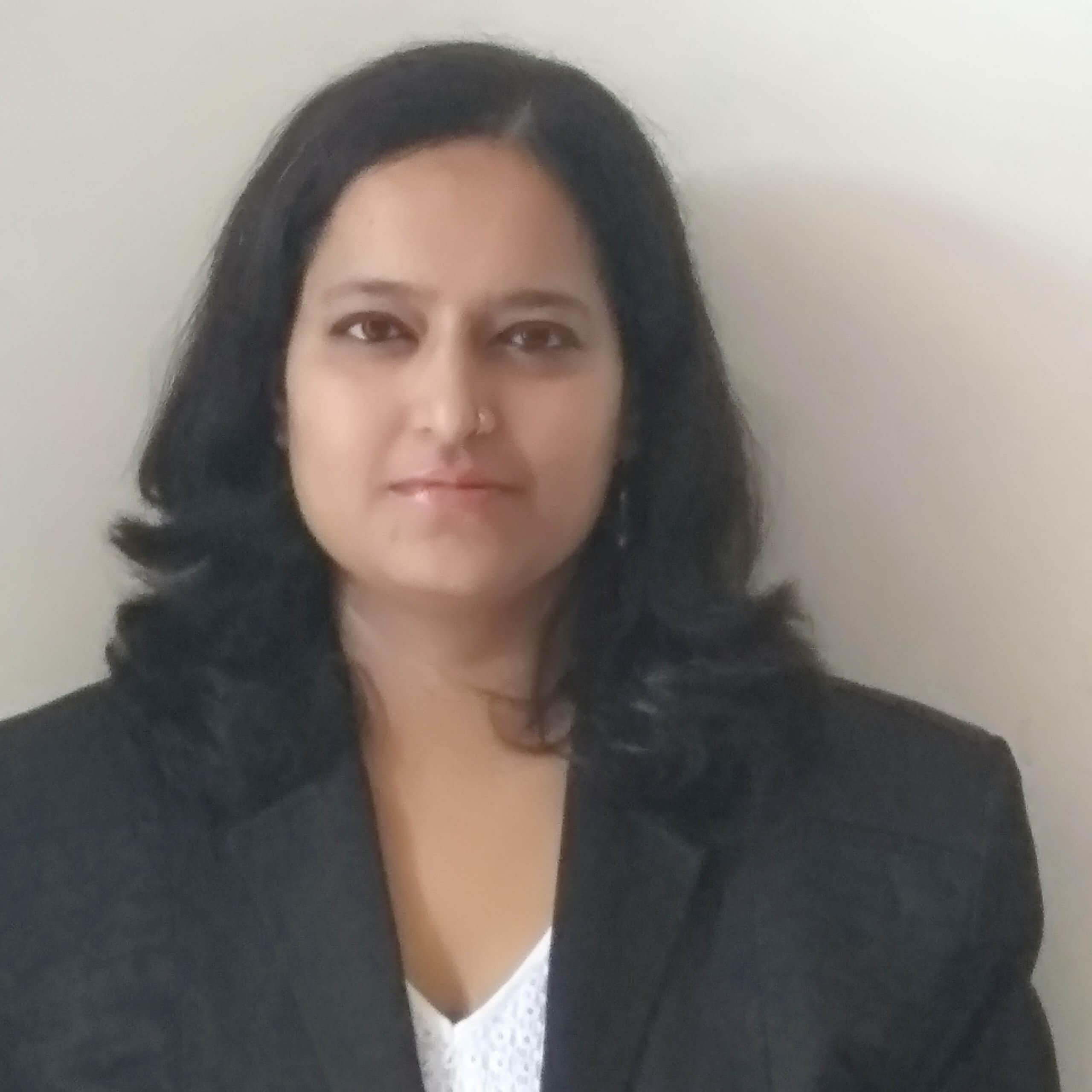 Preeti - Bookkeeping Team Leader